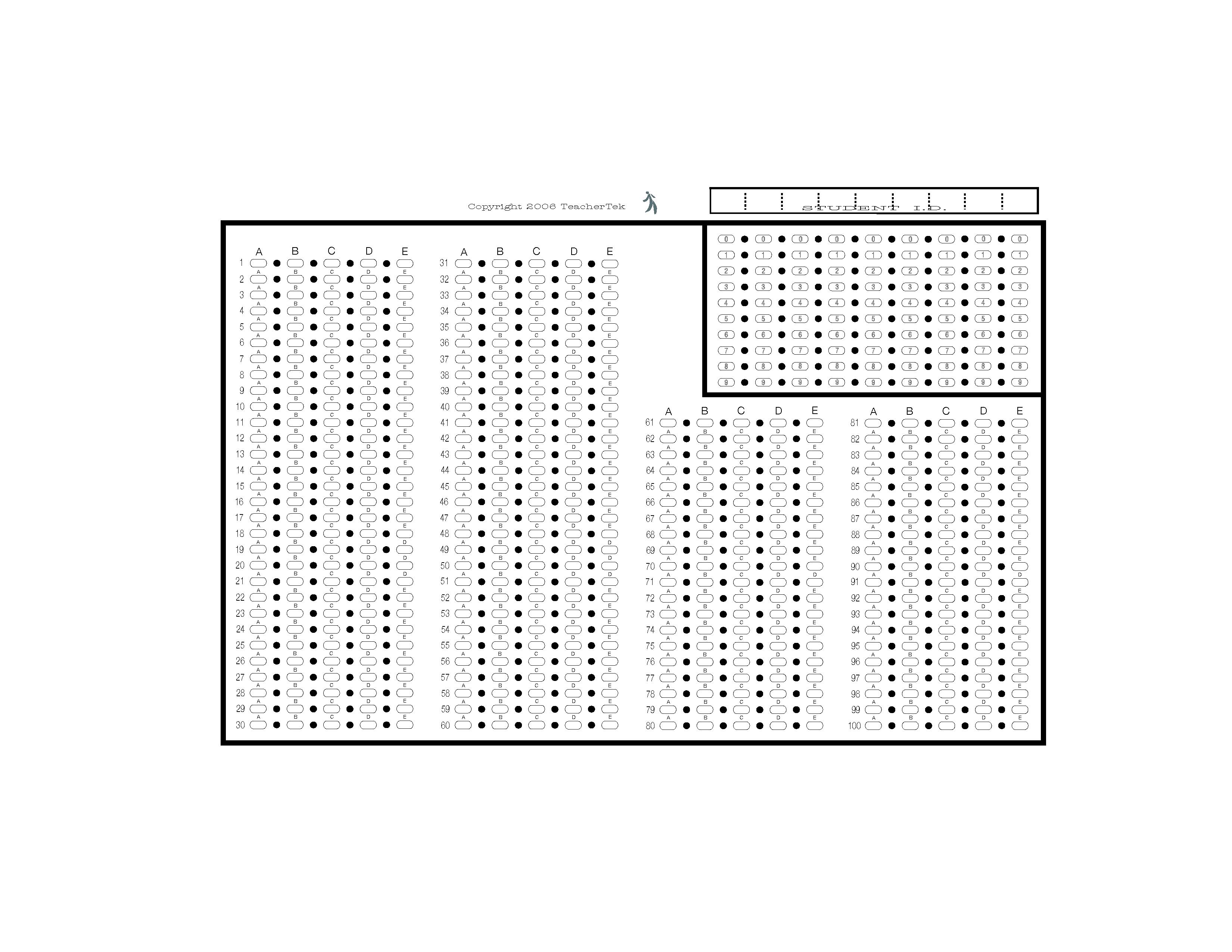 Northtech Grade Cam Rh Pbworks Com 25 Question Bubble Answer Sheet Sat Sheets